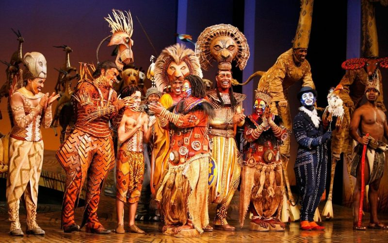 the lion king west end tickets