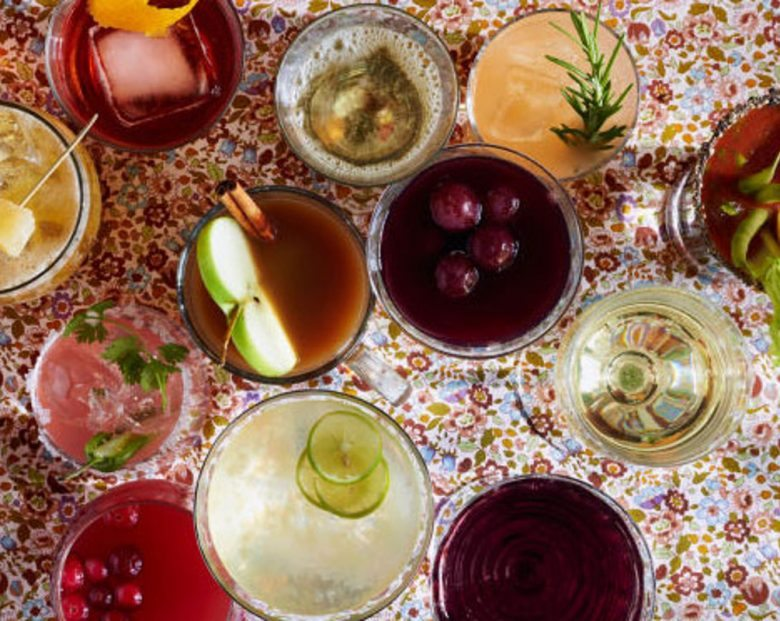 The Best Thanksgiving Cocktails