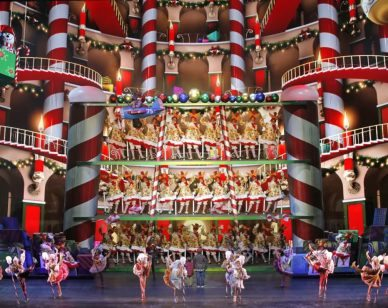 Things You Didn't Know About The Radio City Christmas Spectacular