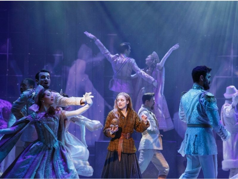 Best Broadway Shows For Kids - Anastasia