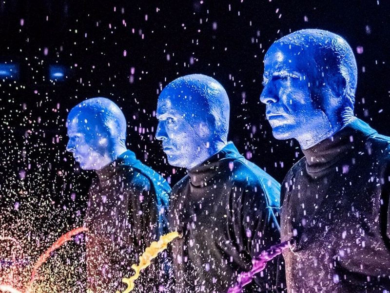 Best Broadway Shows For Kids - Blue Man Group