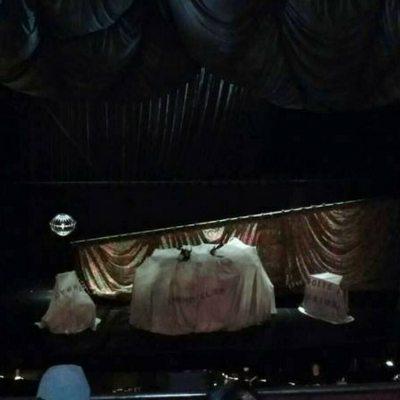 Majestic Theatre Mezzanine