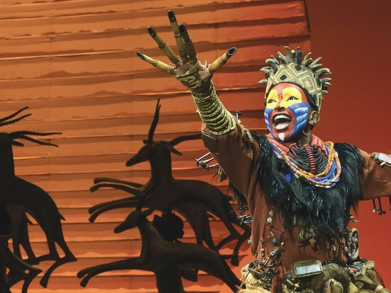 Best Broadway Shows For Kids - The Lion King