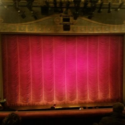 Broadhurst Theater Mezzanine View