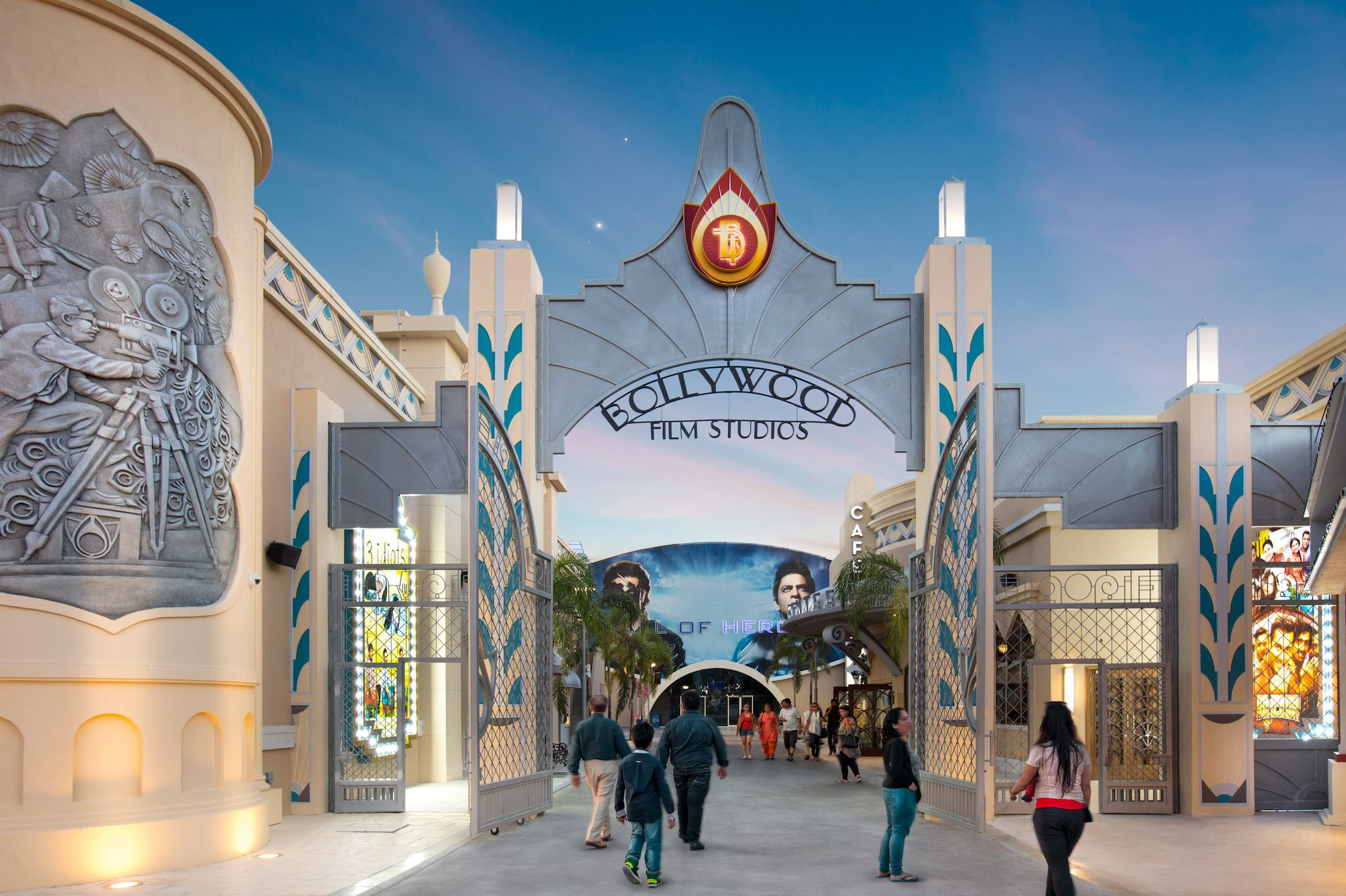 best-theme-parks-in-dubai