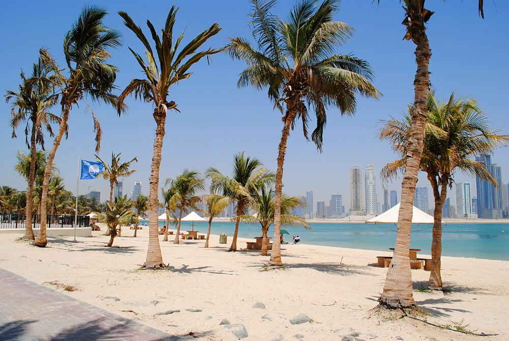 Things To Do At Top Beaches In Dubai Outdoor Activities Guide