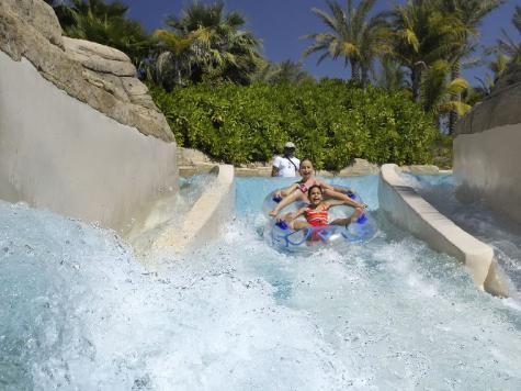 Aquaventure waterpark tickets the rapids