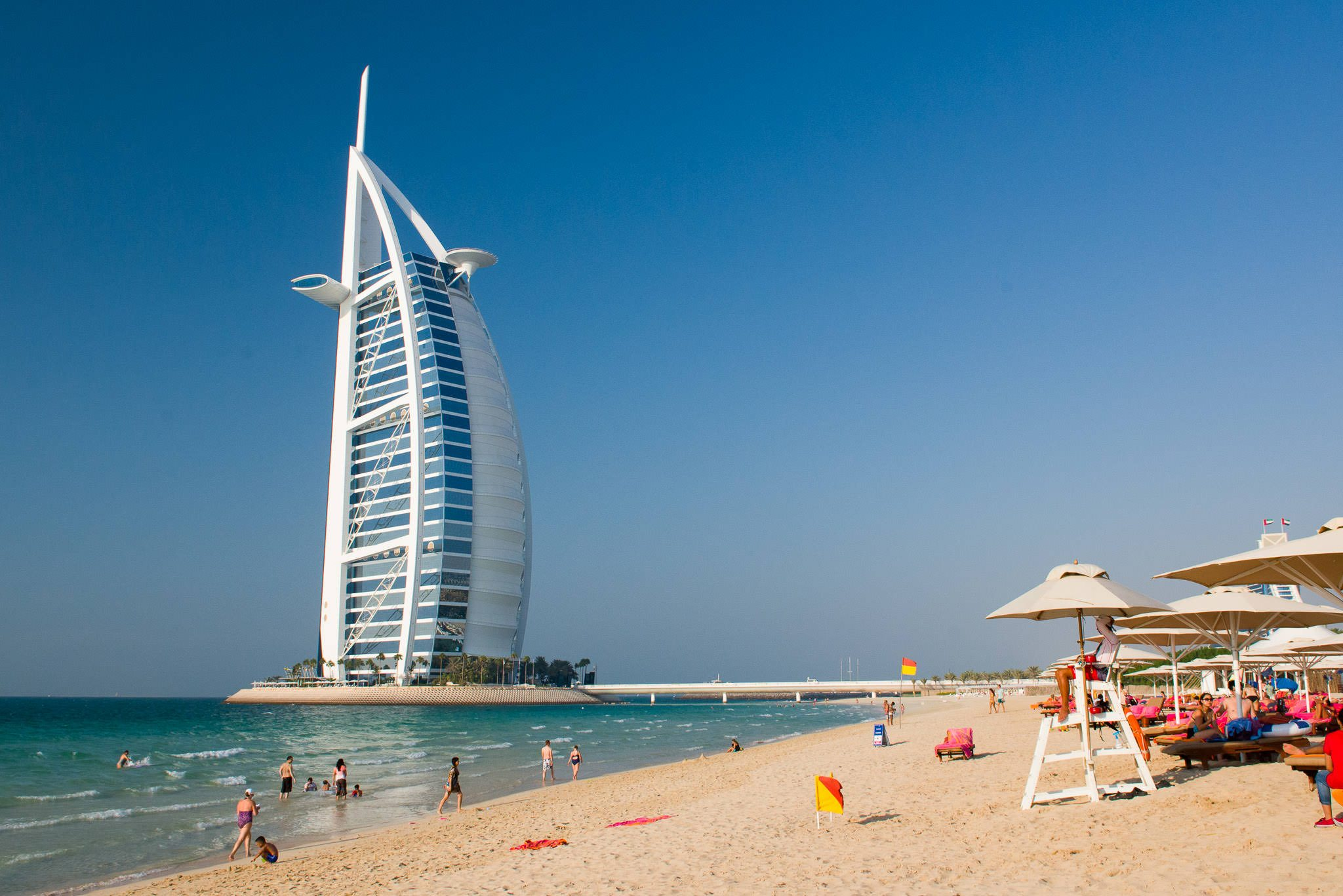 things to do at top beaches in dubai outdoor activities
