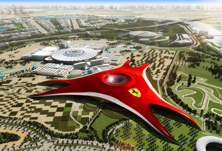 ferrari world tickets prices offers reviews rides and. Black Bedroom Furniture Sets. Home Design Ideas
