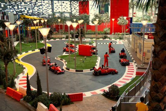 junior GT Ferrari World