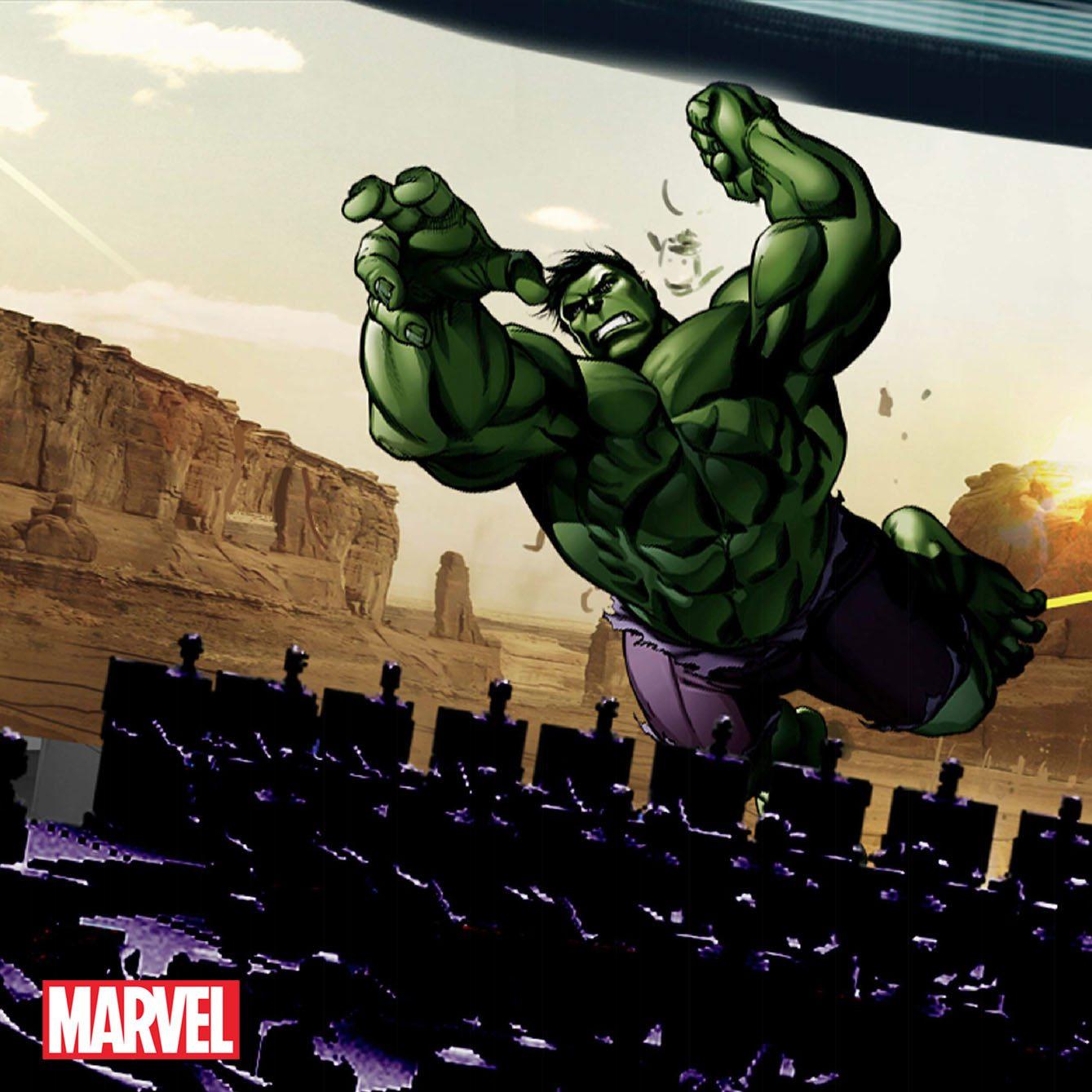 IMG Dubai - Hulk Epsilon Base