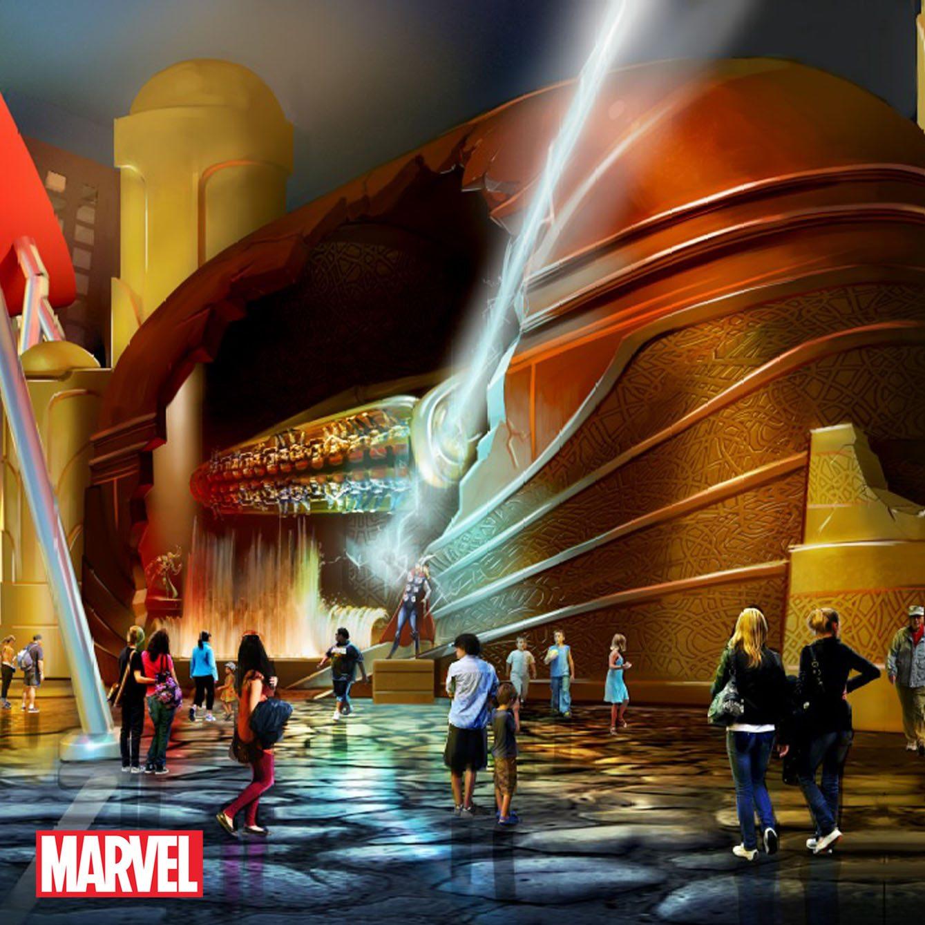 IMG Dubai - Thor Thunder Spin