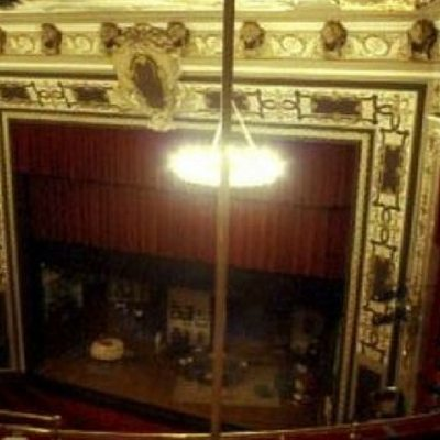 With 243 Seats And 7 Rows Spread Across Three Sections Left Right Center The Balcony Is Smallest Section In Theatre