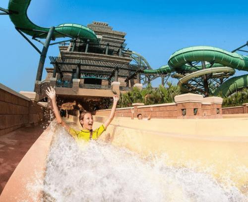 Aquaventure waterpark the torrent
