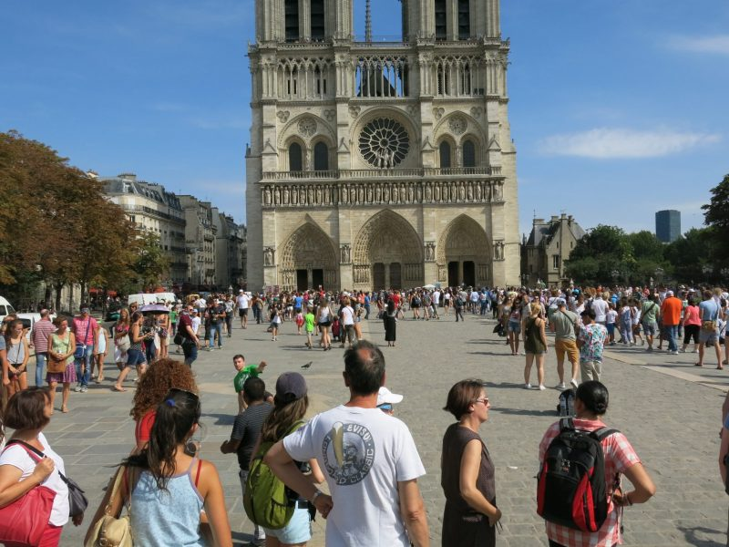 Paris Skip The Line Tickets - The Notre Dame Cathedral & Towers