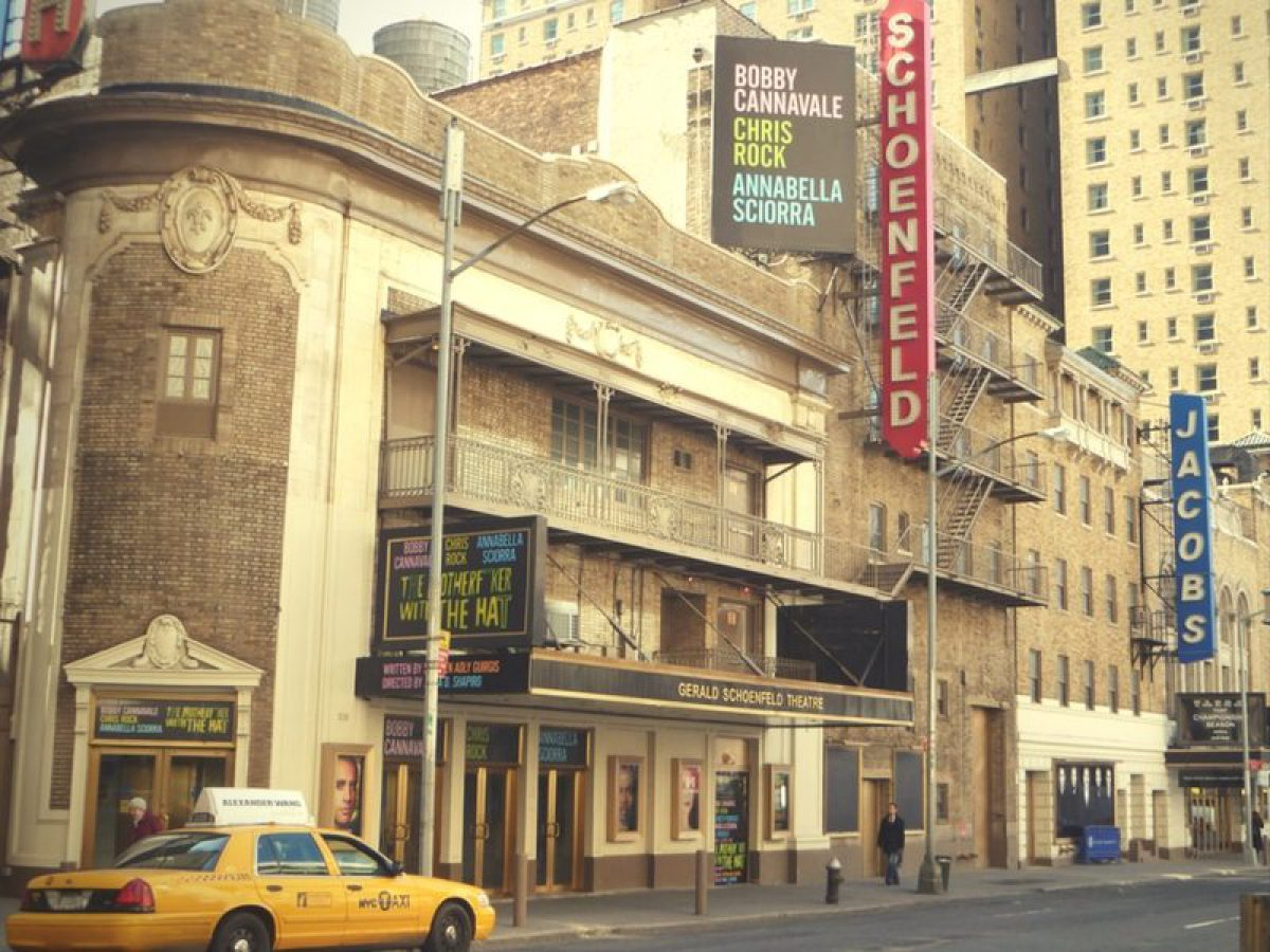 Schoenfeld Theatre Seating Chart Best Seats Pro Tips And More