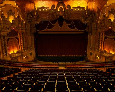 Broadway theater seating charts