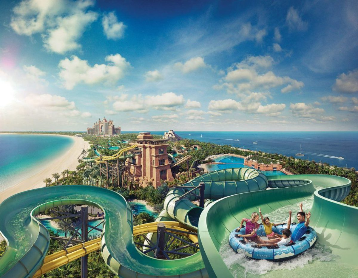 Get Tickets to the 12 Most Thrilling Theme Parks in Dubai