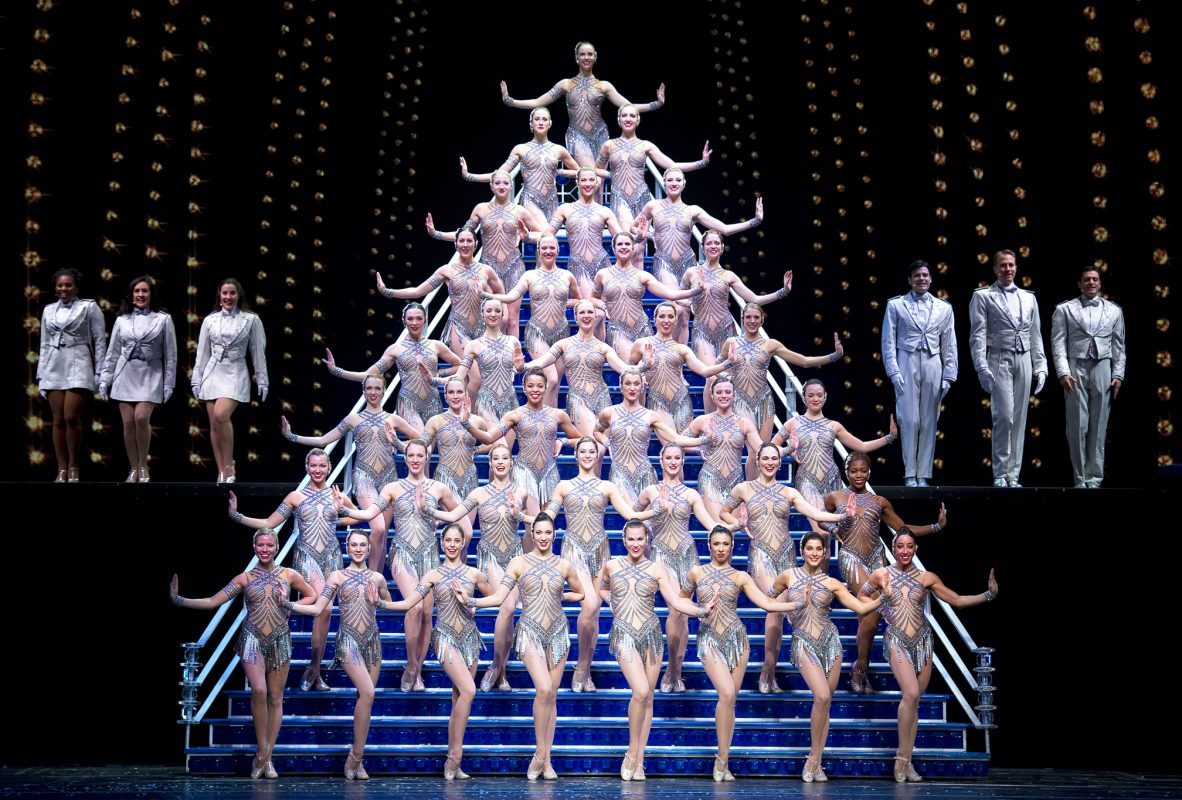 Radio City Music Hall Seating Chart | Christmas Spectacular Guide ...