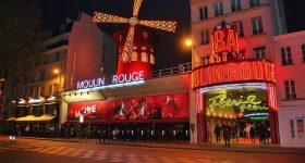 Moulin Rouge - Paris - Cabaret