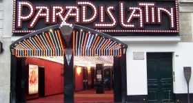 Paradis Latin - Paris - Cabaret
