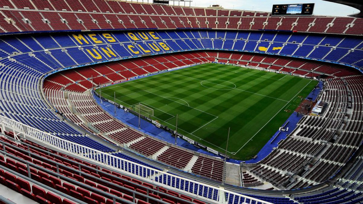 Camp Nou Tour Barcelona Home Of The Iconic Club Fc Barcelona