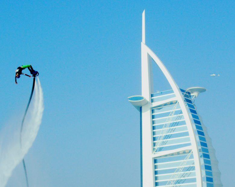 Flyboard Dubai - Flyboarding in Dubai
