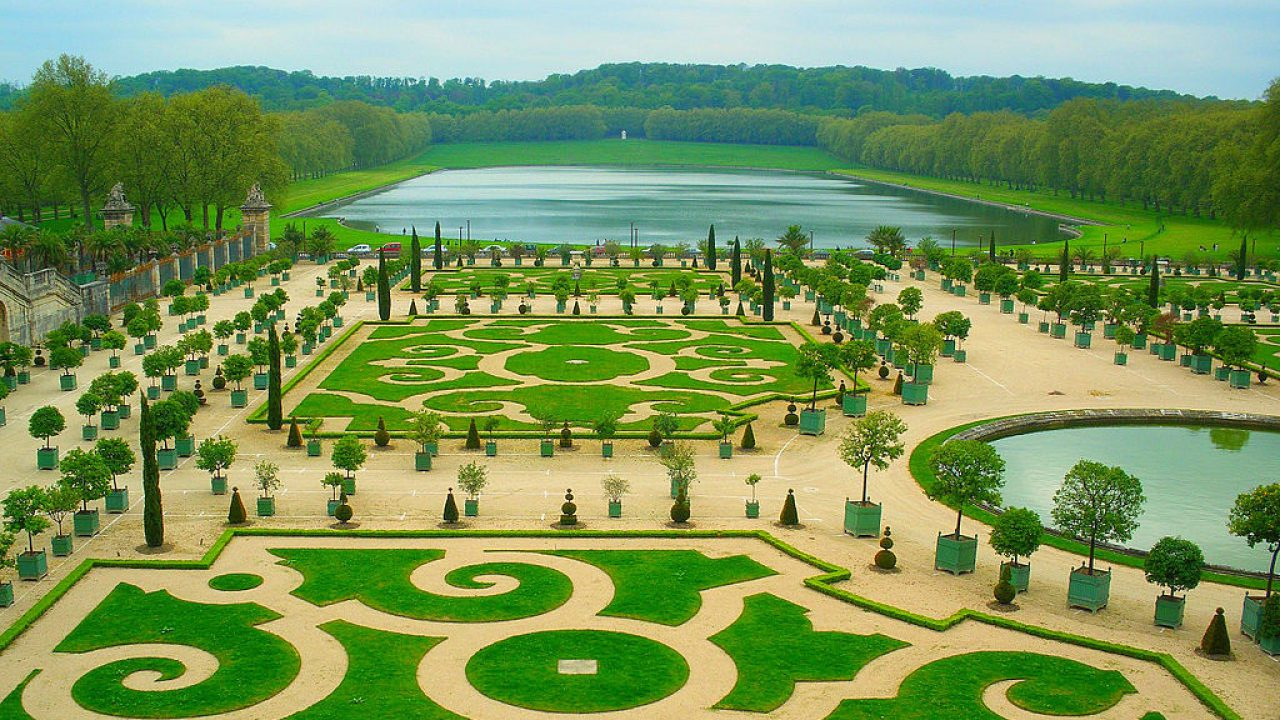 Palace And Gardens Of Versailles 8