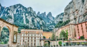 Montserrat from Barcelona guided tours