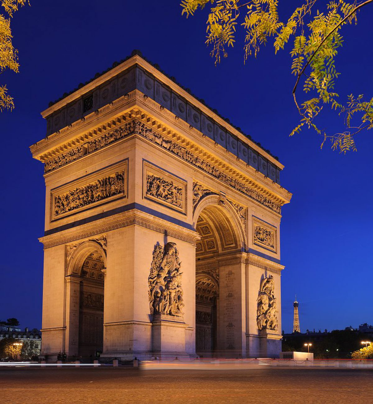 All You Need To Know About Visiting Arc De Triomphe Paris