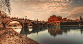 rome in november