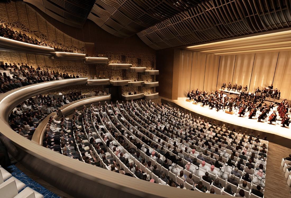 Pick The Right Seats With Our Dubai Opera Seating Plan Guide