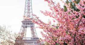 paris in april