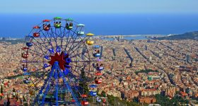 Barcelona With Kids