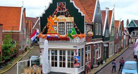Amsterdam to Volendam