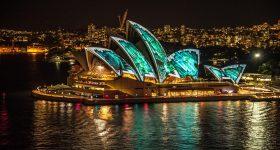 Vivid Sydney 2019 Sydney Opera House