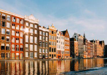 Amsterdam in July