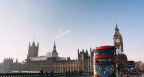 London In August