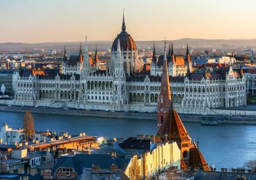 Budapest in September