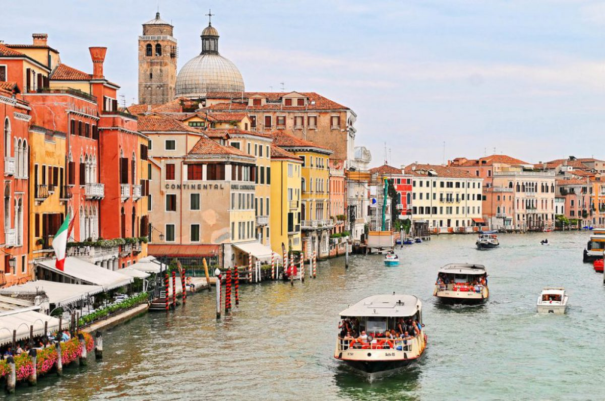 When to visit Venice