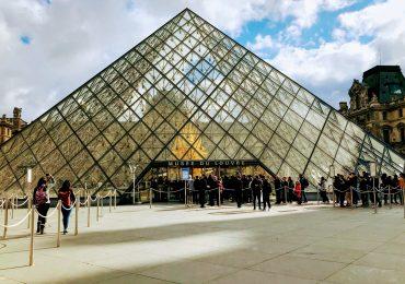 Louvre Entrances