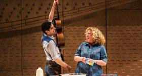 Oklahoma Musical Reviews