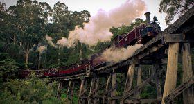 Puffing Billy Railway Tickets