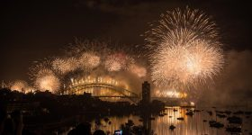 Sydney New Year Eve