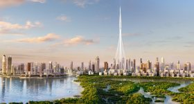 Dubai Creek Tower|Courtesy- Emaar.com