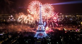 New Year Eve Paris