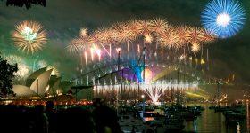 Sydney Fireworks 2019