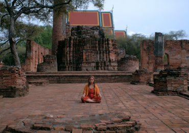 bangkok to Ayutthaya day trip