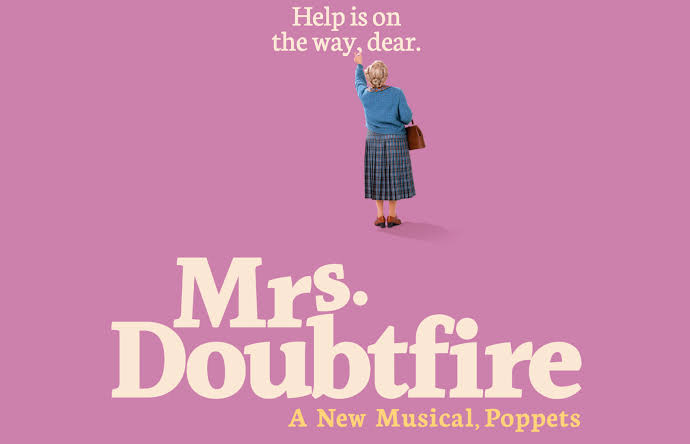 Mrs Doubtfire Musical broadway tickets