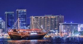 Dubai Dhow Cruise Tickets